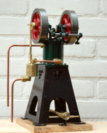 Heinrici hot air engine