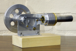 Small stirling engine